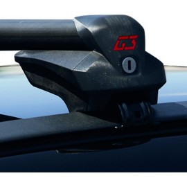 Clop G3 Infinity télescopique 770/1150 mm barres de toit en acier